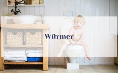 Würmer bei Kindern natürlich und effektiv loswerden