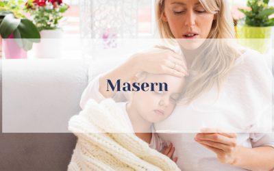 Was tun bei Masern?